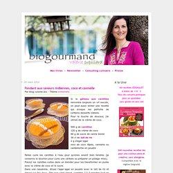Blog cuisine bio