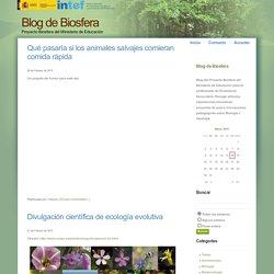 Blog de Biosfera