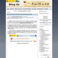 Blog de Buenas Prácticas 2.0