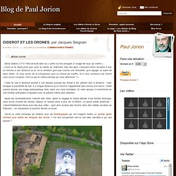 Blog de Paul Jorion