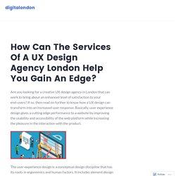 UX Agency London
