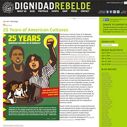Blog - DignidadRebelde.com
