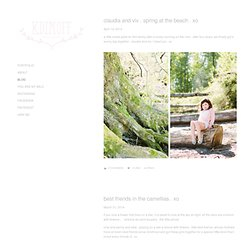 BLOG — k dimoff photography