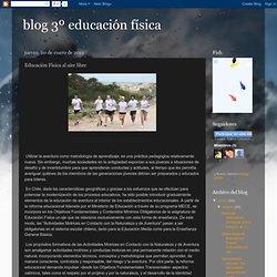 blog 3º educación física: Educación Física al aire libre
