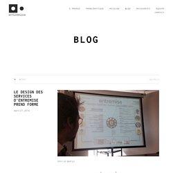 Blog — Entremise