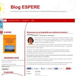 Blog ESPERE