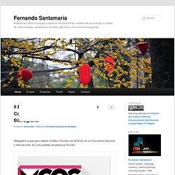 Blog de Fernando Santamaría
