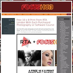 Focus Hub Photography Courses Blog