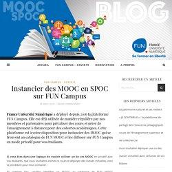 FUN MOOC : ouverture contenus formation à distance