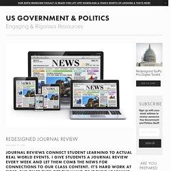 Blog - AP US Government and Politics