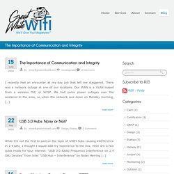 Blog – Great White WiFi