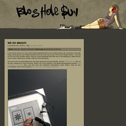 Blog Hole Sun » tutorial