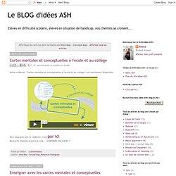 Le BLOG d'idées ASH: Mind Map - Concept Map