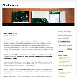 Blog Impresum. Imprenta online. - Part 4