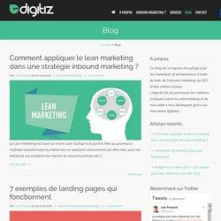 Blog inbound marketing et SEO