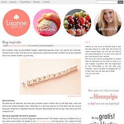 Blog inspiratie - Lisanneleeft.nlLisanneleeft.nl