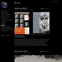 Blog ‹ Jean Louis COLOT