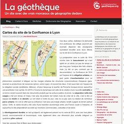 La Géothèque, blog de curiosité géographique