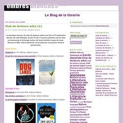 Le Blog de la librairie » Club de lecteurs ados (1)
