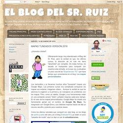 EL BLOG DEL SR. RUIZ: MAPAS TUNEADOS VERSIÓN 2016