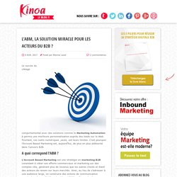 E-marketing, web 2.0, référencement, social media – Le Blog Kinoa