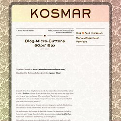 Blog-Micro-Buttons 80px*15px
