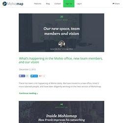 Blog - Mohiomap