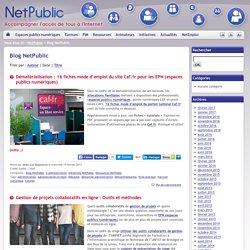 Blog NetPublic