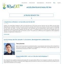 Les 12 travaux des RH, épisode 5 « L'expérience collaborateur » - NewextRH