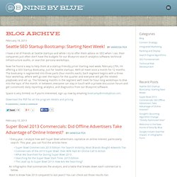Nine By BlueBlog » Nine By Blue