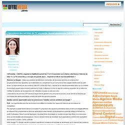 Blog Offremedia » services OTT