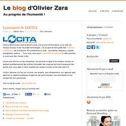 Lancement de LOCITA