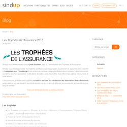Blog de l'outil de veille Sindup