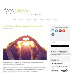 Blog - Page 2 of 26 - Food Savvy with Krista Butler