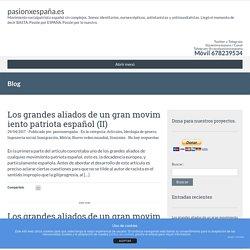 Blog - pasionxespaña.es