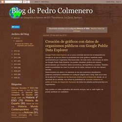 Blog de Pedro Colmenero: Historia 4º ESO