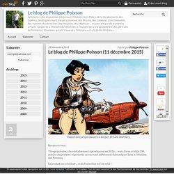Le blog de Philippe Poisson (11 décembre 2015)