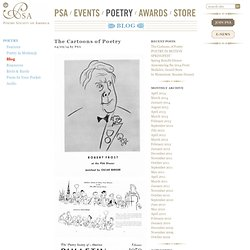 Blog - Poetry Society of America
