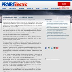Blog - Prairie Electric