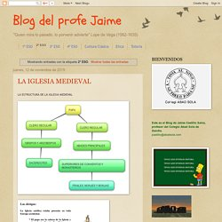 Blog del profe Jaime: 2º ESO