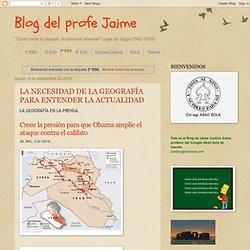 Blog del profe Jaime: 3º ESO