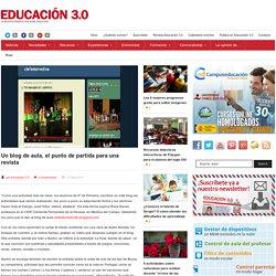 Un blog de aula, el punto de partida para una revista