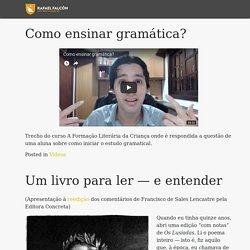 Blog – Rafael Falcón