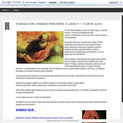mi blog de religión (4º): julio 2013