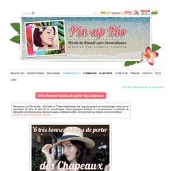 Pin-up Bio - Blog Relooking Slow, Beauté Bio, Mode éthique