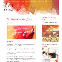 Blog - Sandi Amorim