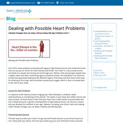 Dealing with Possible Heart Problems
