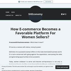 Blog – SHEconomy