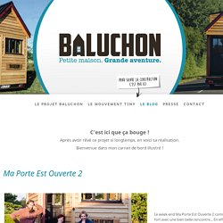 Le Blog - Site de tinyhouse-baluchon !