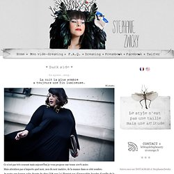 Le blog mode de Stéphanie Zwicky » Blog Archive » * Dark side *